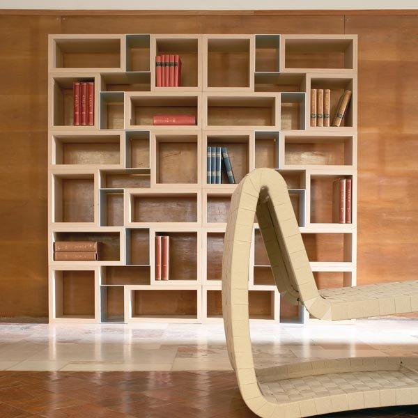 Casa immobiliare accessori librerie e scaffali for Leroy merlin librerie