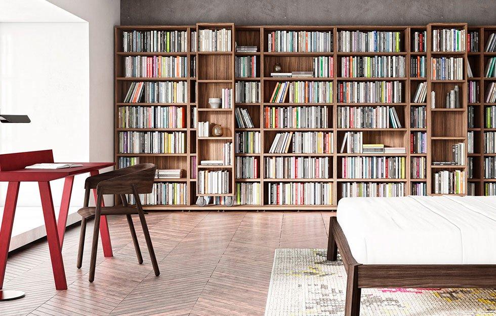 catalogue biblioth que literatura classic punt mobles. Black Bedroom Furniture Sets. Home Design Ideas