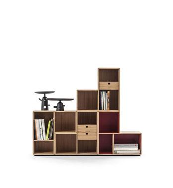 Bookcase Dadà