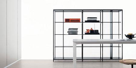 Bücherregal Frame