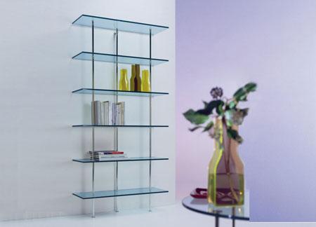 Bookcase Trasparenza