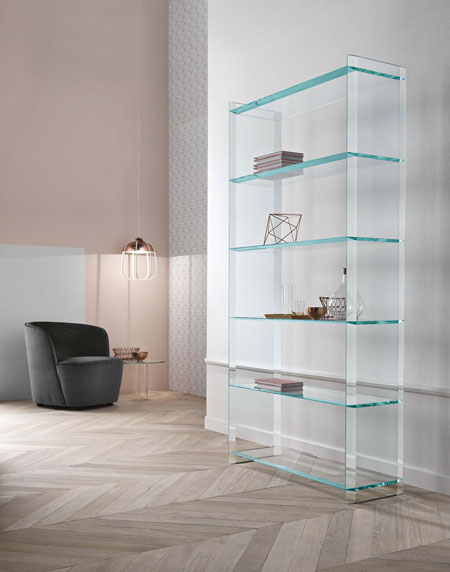 Bookcase Quiller