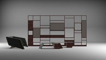 Libreria Febal Casa by Giugiaro Architettura
