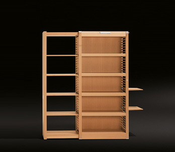 Bookcase Jupiter