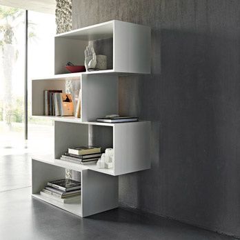 Bookcase ZigZag