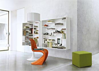 Bookcase Shift