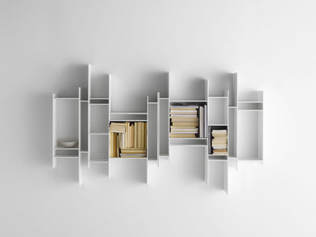 Bookcase Randomito