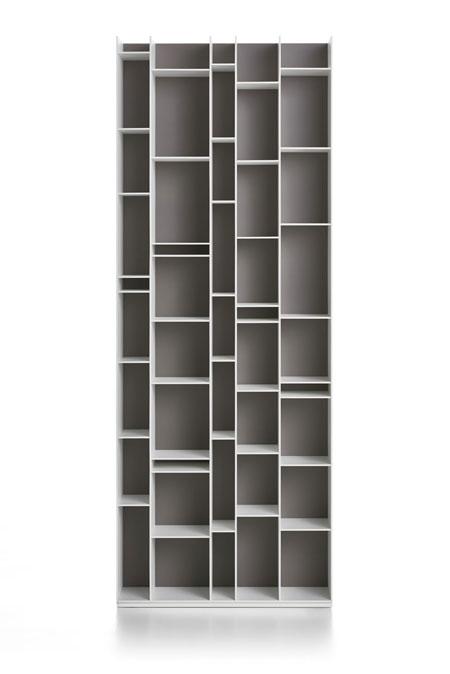 Bookcase Random 2C