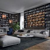 Bibliothèque Wall System