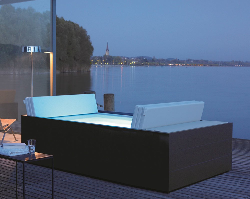 duravit minischwimmb der minischwimmbad sundeck designbest. Black Bedroom Furniture Sets. Home Design Ideas