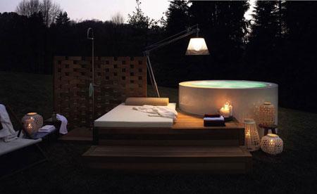 Hot Tub Minipool