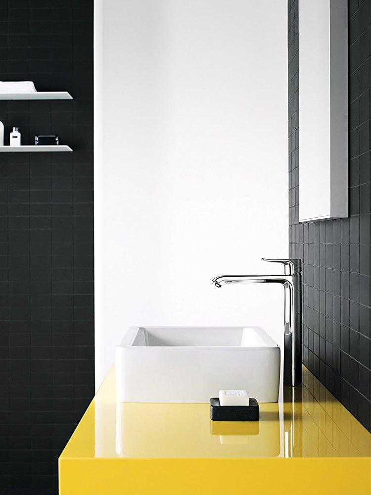 hansgrohe mischbatterien mischbatterie metris designbest. Black Bedroom Furniture Sets. Home Design Ideas
