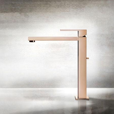 Mixer tap Rettangolo [a]