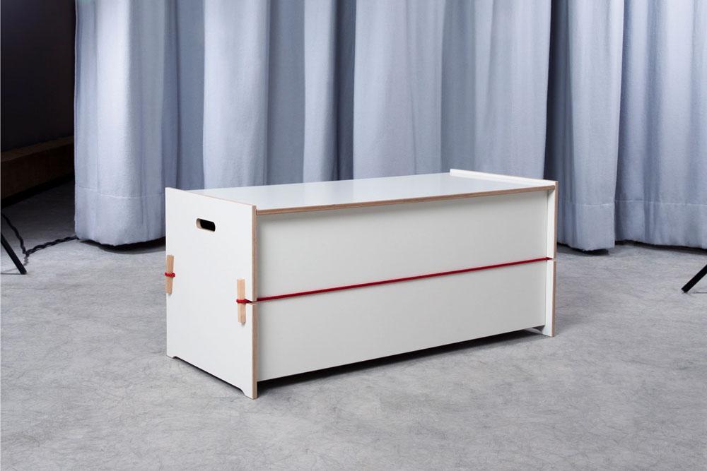 moormann containerm bel aufbewahrungsm bel trude designbest. Black Bedroom Furniture Sets. Home Design Ideas