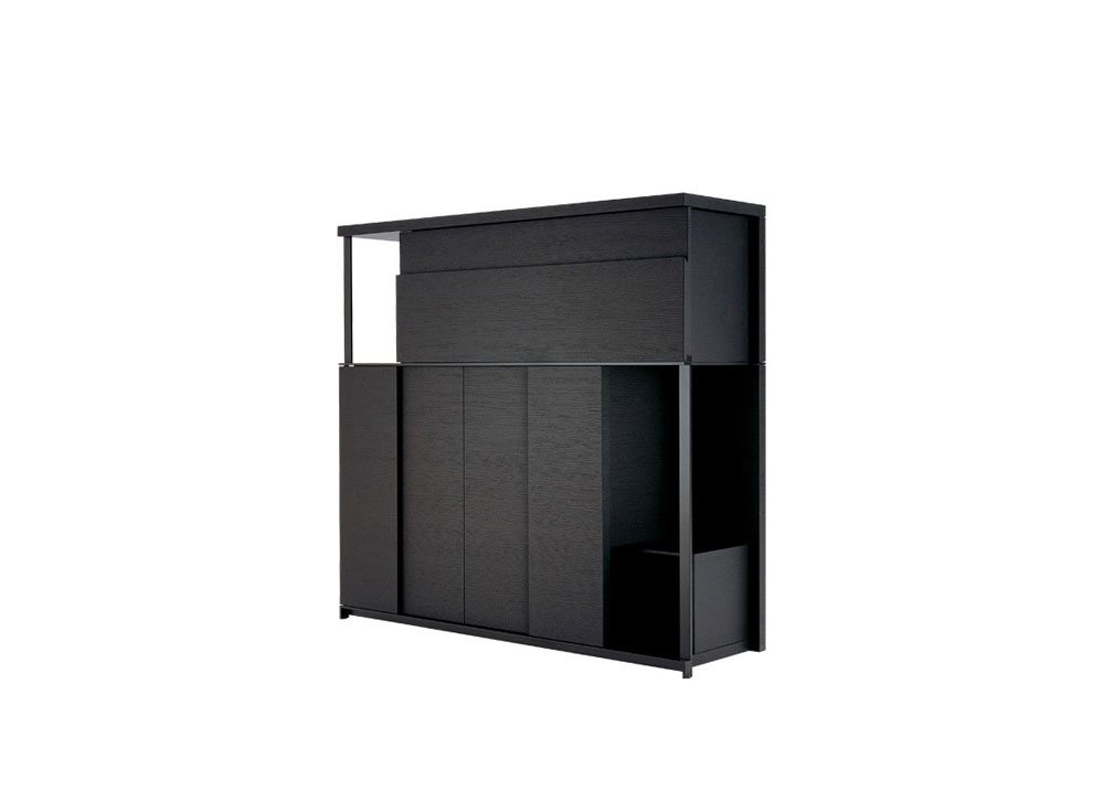 maxalto containerm bel aufbewahrungsm bel creso a. Black Bedroom Furniture Sets. Home Design Ideas