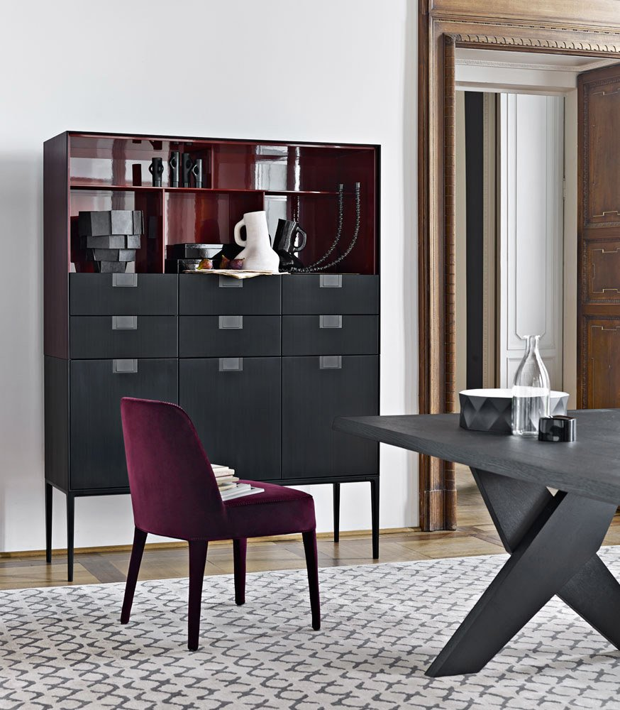 catalogue rangement alcor maxalto designbest. Black Bedroom Furniture Sets. Home Design Ideas