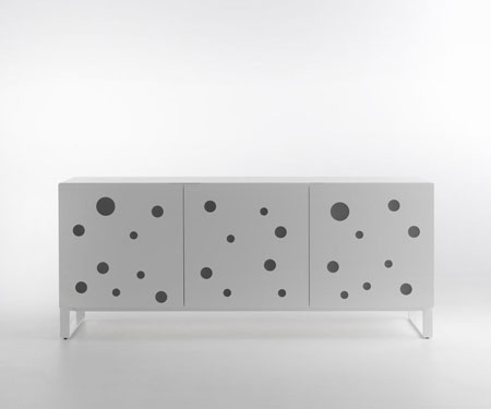 Storage Polka Dots