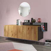 Contenitore 36e8 Glass Sideboards