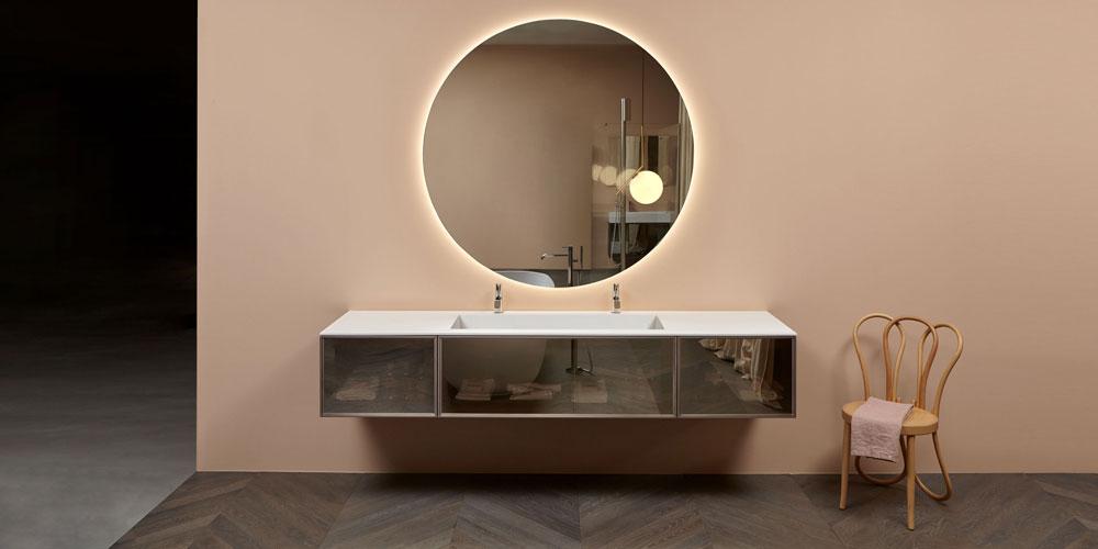 mobili con lavabo composizione bespoke da antonio lupi. Black Bedroom Furniture Sets. Home Design Ideas