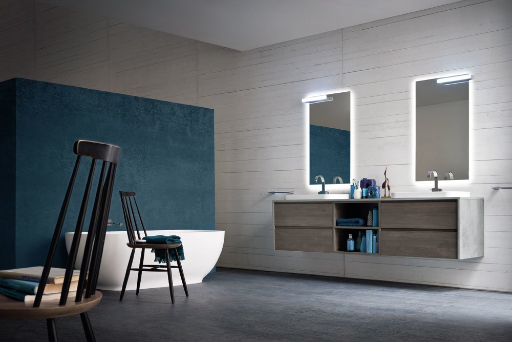 """ARREDO BAGNO ROMA le regole per un bagno """"perfetto ..."""