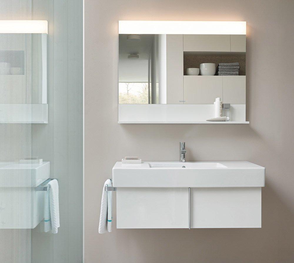 Mobili con lavabo: Composizione Vero da Duravit