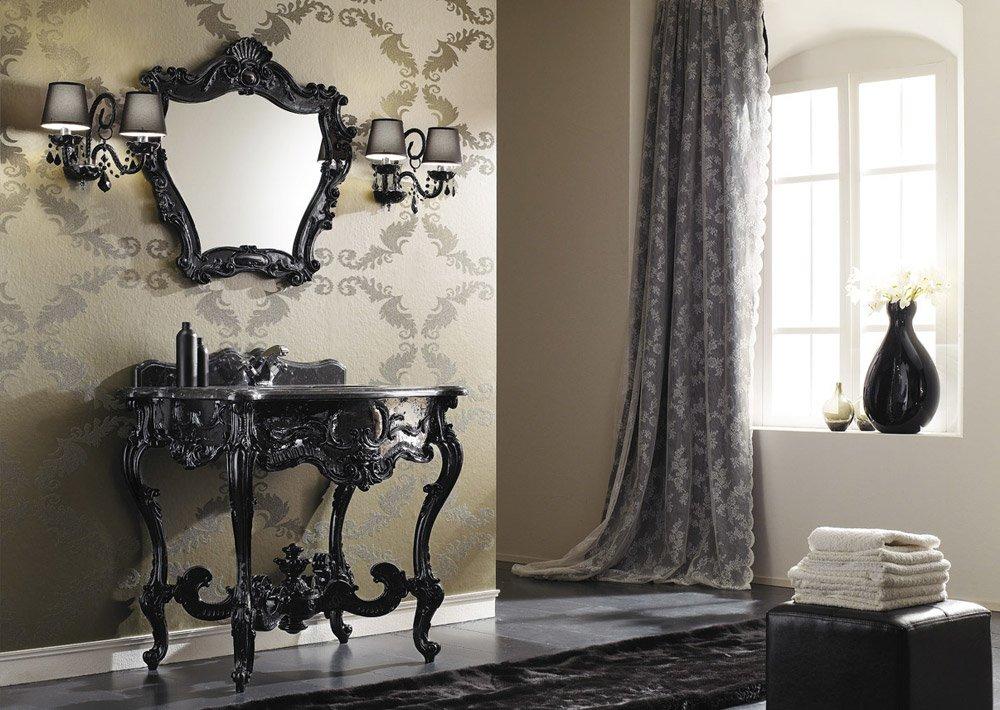 Mobili con lavabo composizione murano da mobili di castello - Mobili di castello bagno ...