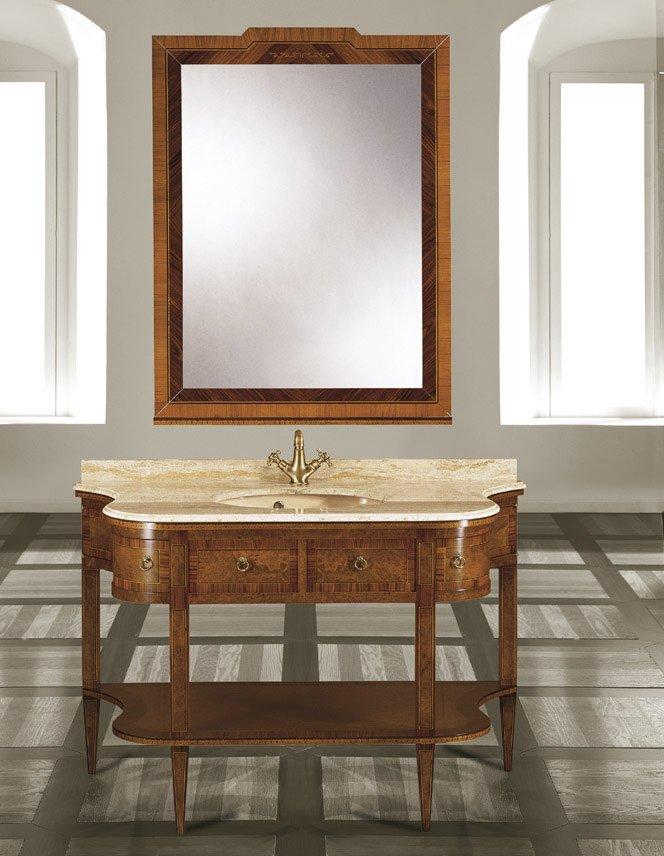 Mobili con lavabo composizione zacinto da mobili di castello for Negozi mobili usati trento