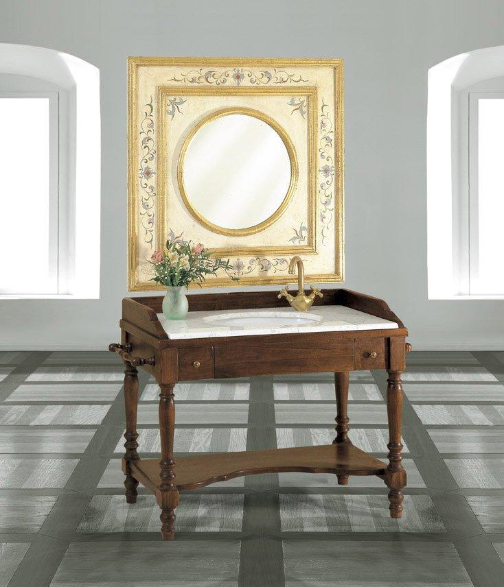 Mobili con lavabo composizione panarea da mobili di castello - Mobili di castello bagno ...