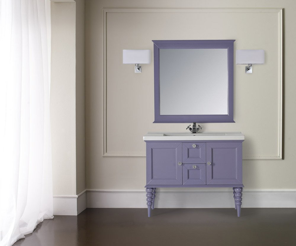 Mobili con lavabo composizione artemide da mobili di castello for Negozi mobili perugia arredamento