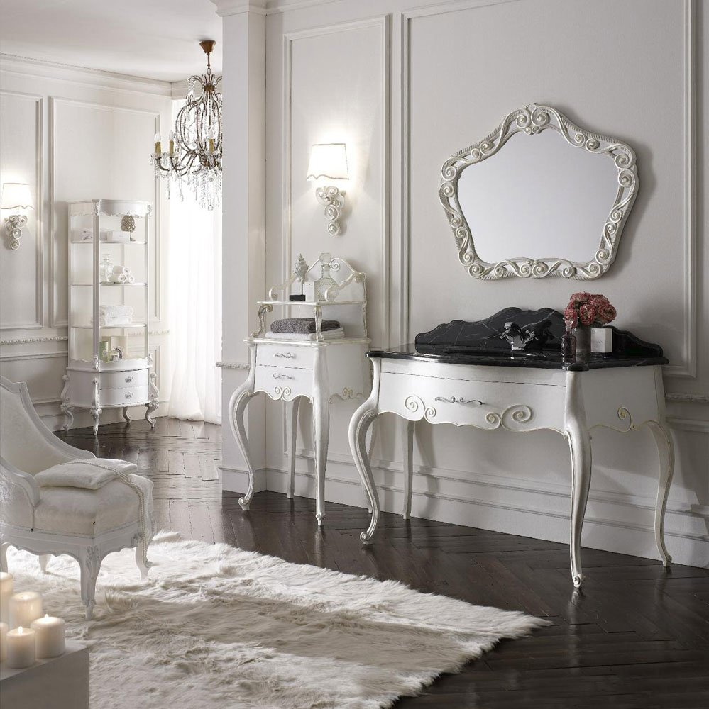 Mobili con lavabo composizione dante da mobili di castello - Mobili di castello bagno ...