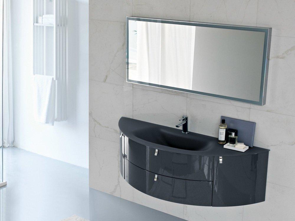 Mobili con lavabo composizione my fly evo 16 da idea - Mobile bagno fly ...