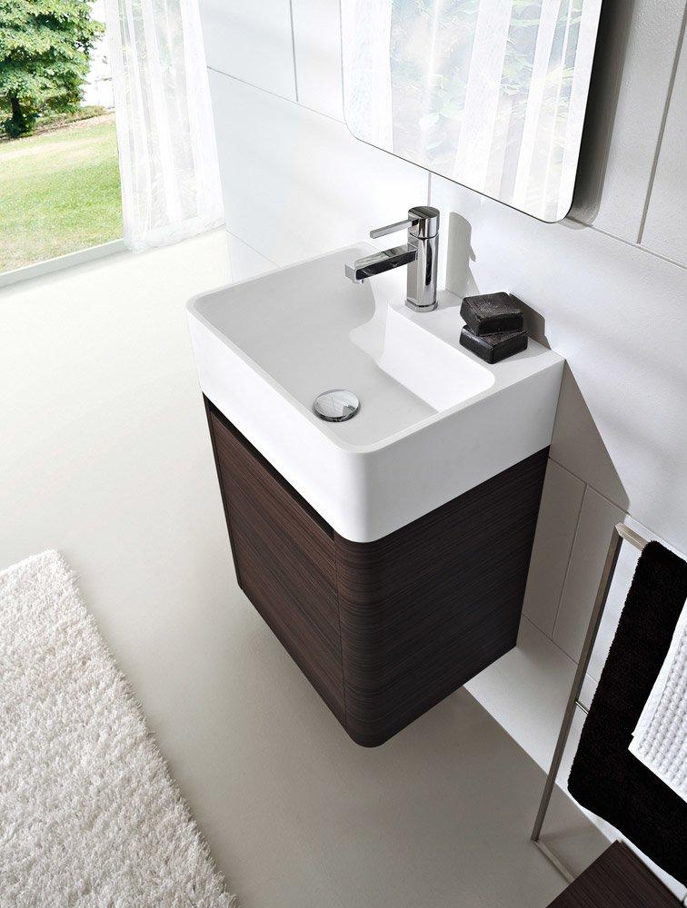 Mobili con lavabo composizione my seventy plus 03 da idea for Idea bagno trento