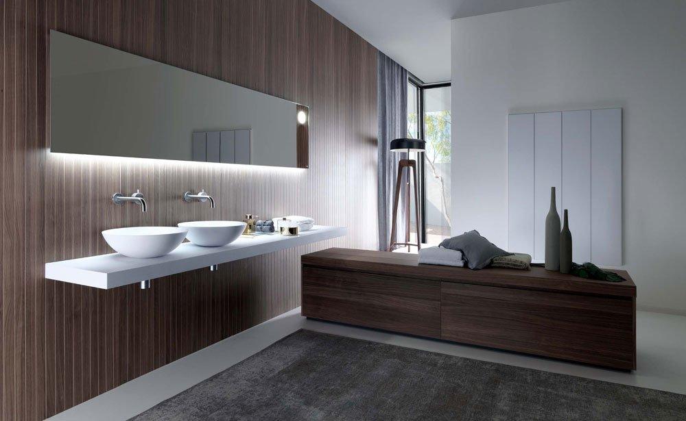 Mobili con lavabo composizione via veneto da falper - Mobili bagno veneto ...