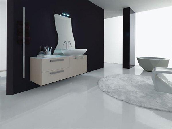 Mobili con lavabo composizione metropolis f da azzurra - Azzurra mobili da bagno ...