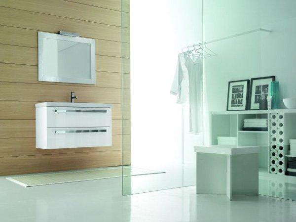 Mobili con lavabo: Composizione Smart [a] da Azzurra
