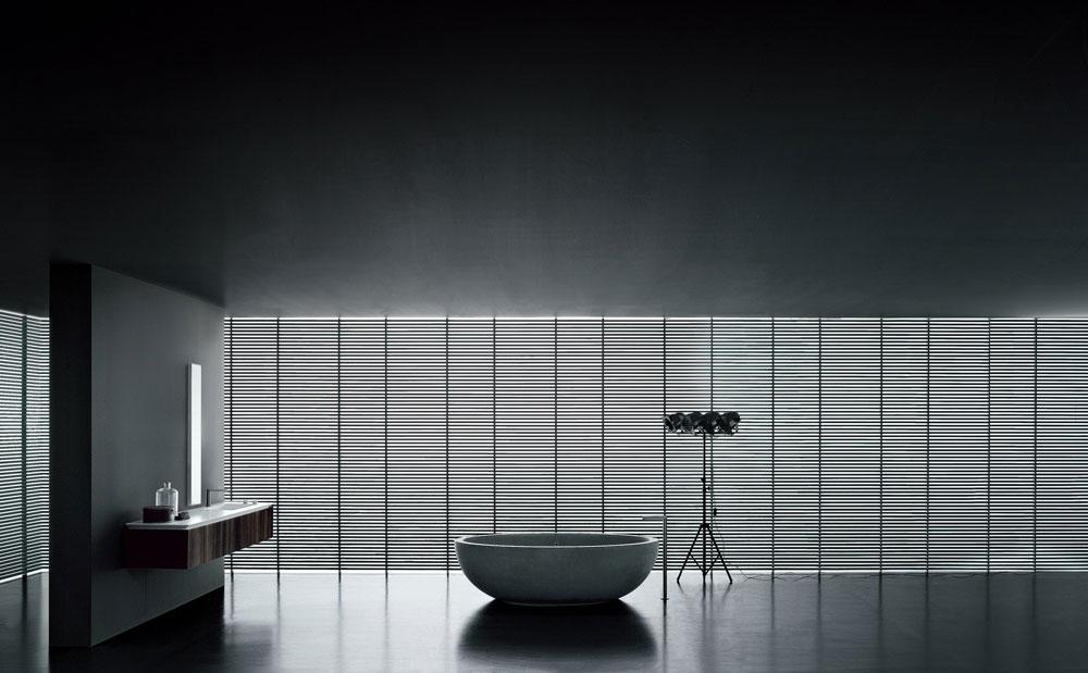 Mobili con lavabo composizione b14 da boffi bathrooms for Negozi arredo bagno caserta