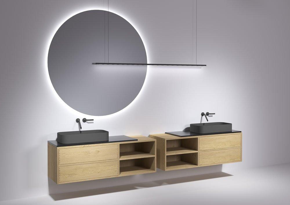 Mobili Con Lavabo: Composizione Boffi_Code da Boffi - Bathrooms