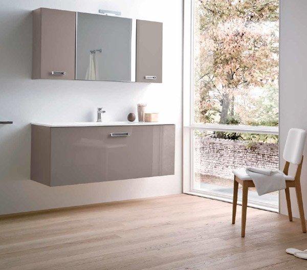 Mobili con lavabo composizione lumix d da birex for Goti arredamenti monsummano