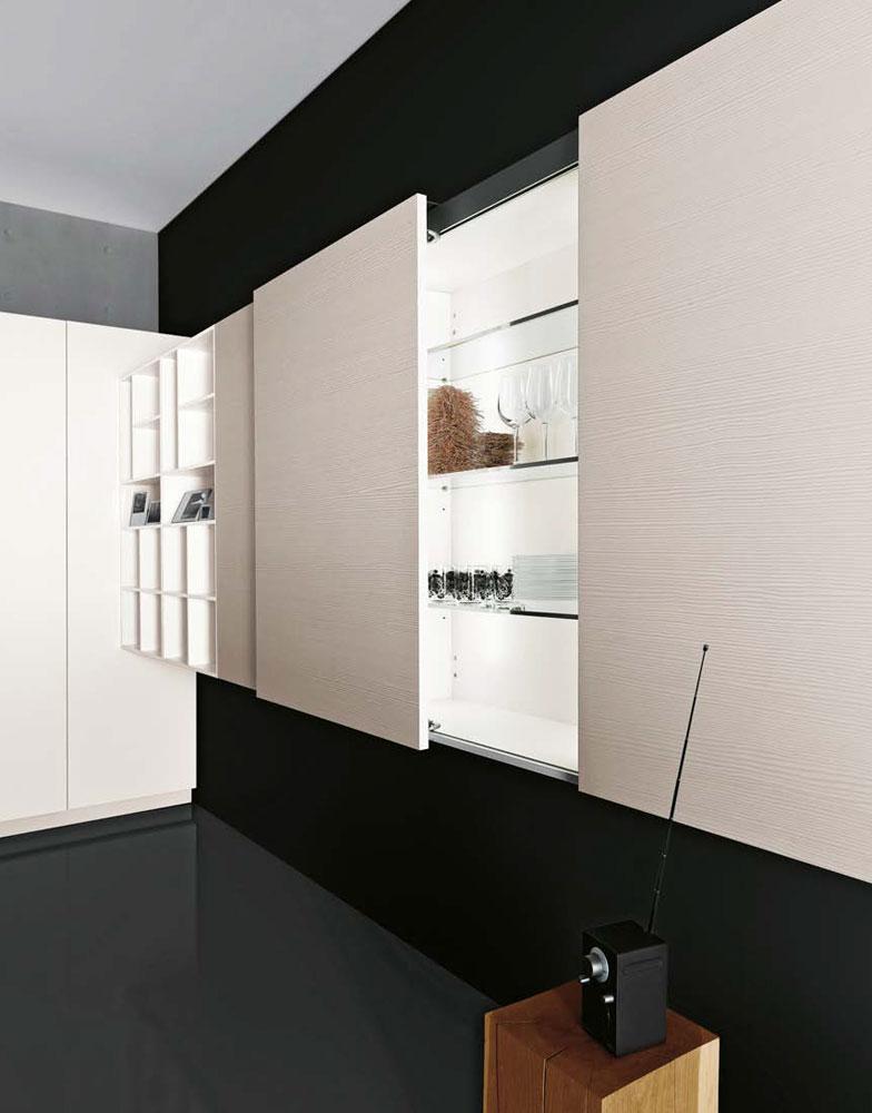 Modular kitchens kitchen elle a by cesar - Cucina a elle ...