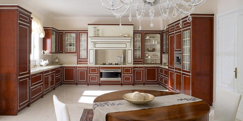 Modular Kitchens: Kitchen Luxuy [C] by Ged Cucine