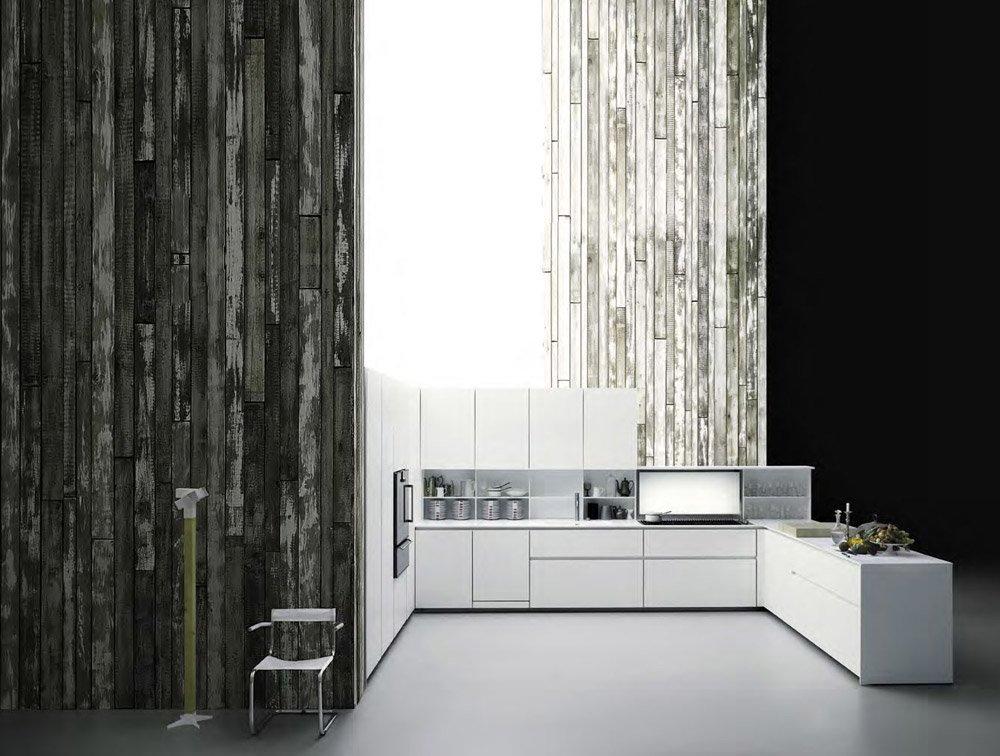 Mobili per cucina cucina xila a da boffi kitchens - Mobili per cucina ...