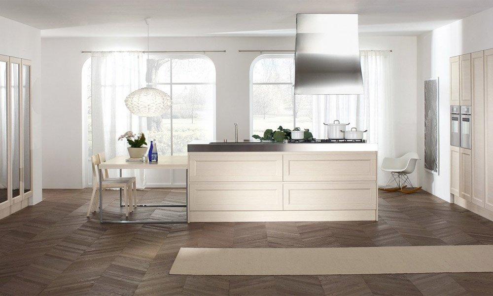 Mobili per cucina cucina glamour gola da doimo cucine - Doimo cucine torino ...