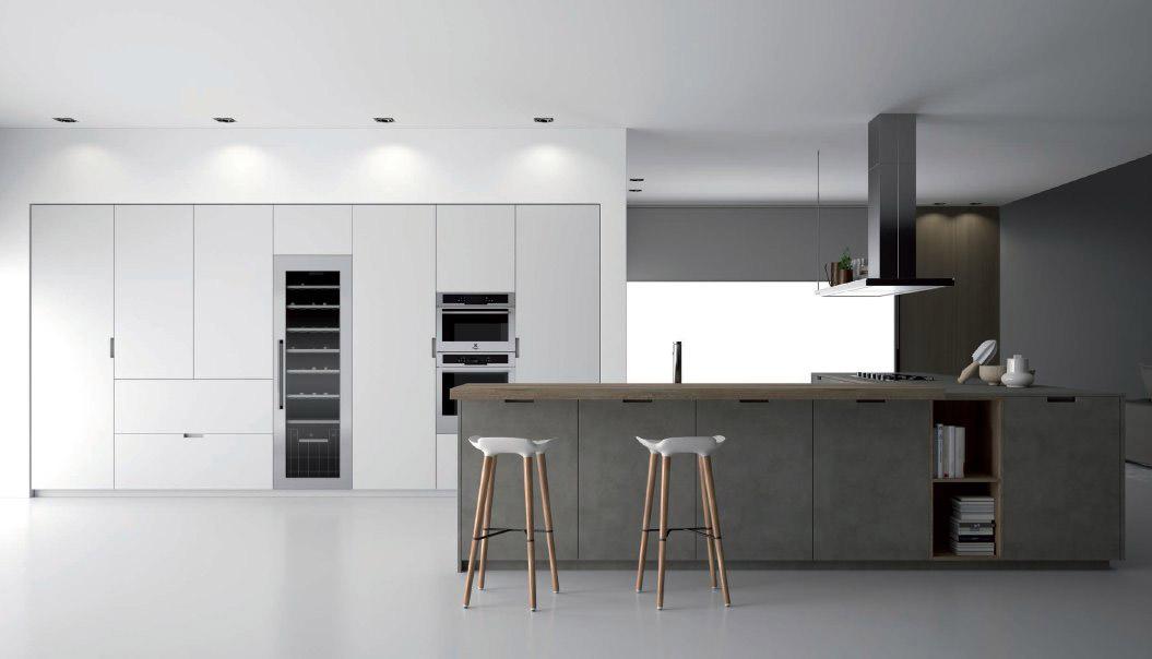 Mobili per cucina cucina style c da doimo cucine - Doimo cucine torino ...