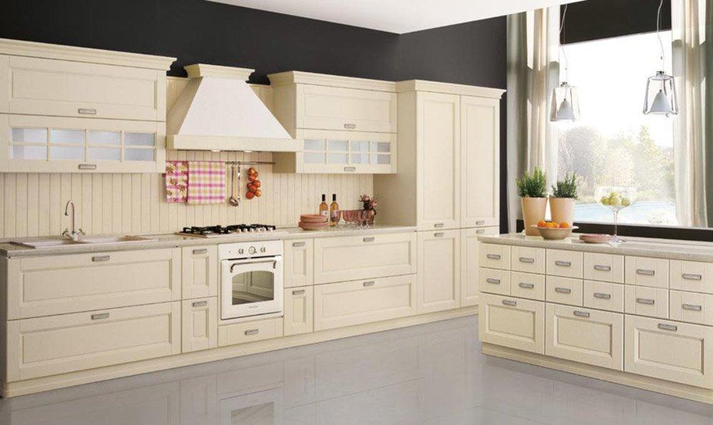Mobili per cucina cucina ontario b da stosa for Stosa cucine verona