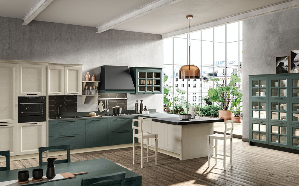 Emejing Cucine Stosa Con Isola Gallery - Home Design Ideas 2017 ...