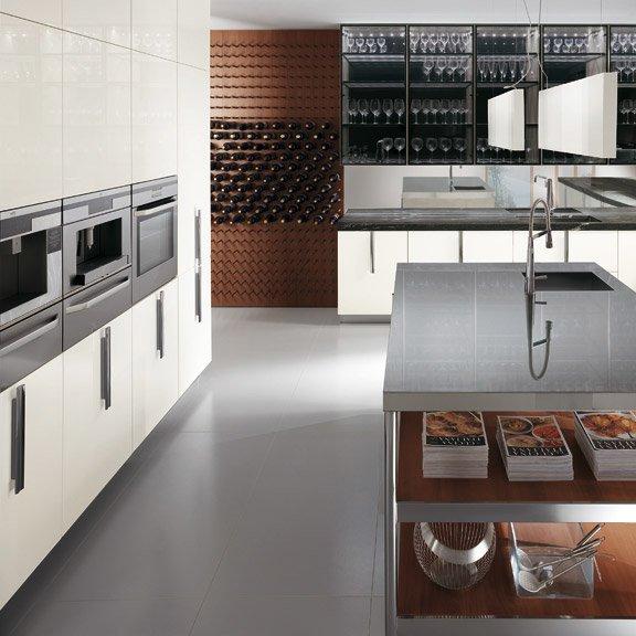 Modular Kitchens: Kitchen Barrique [B] by Ernestomeda