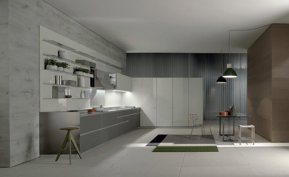 Mobili per cucina cucina icon b da ernestomeda for Kitchen designs bloxburg