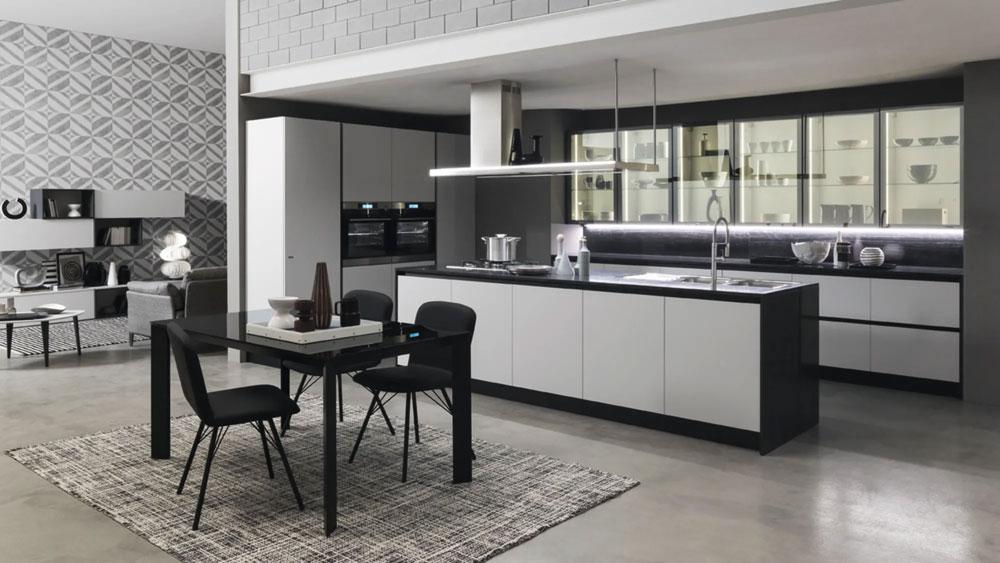 Mobili per cucina: Cucina Ice Industrial Edition 02 da Febal Casa