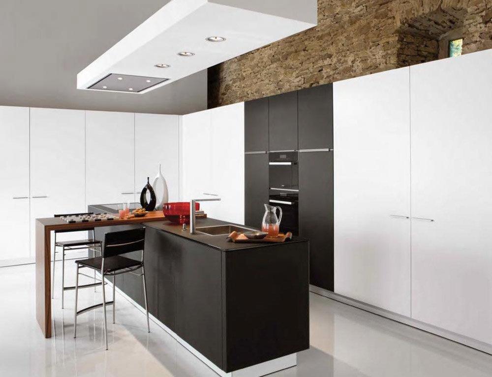 Mobili per cucina cucina home office black white da for Webmobili outlet