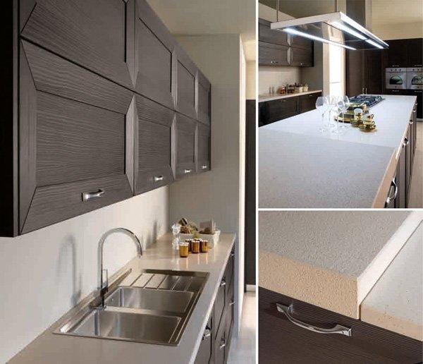 Mobili per cucina: Cucina Ischia [a] da Del Tongo